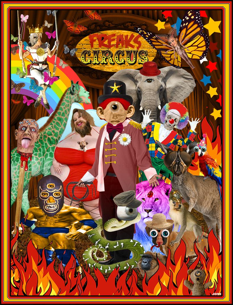 freaks-circus